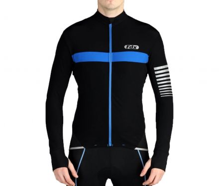FDX ALL DAY Cycling Jersey Long Sleeve Top Thermal