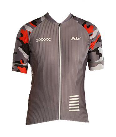 FDX Camo 2 Half Sleeve Cycling Jersey | SZARA