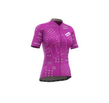 FDX AD Half Sleeve Cycling Jersey | MARJANTA