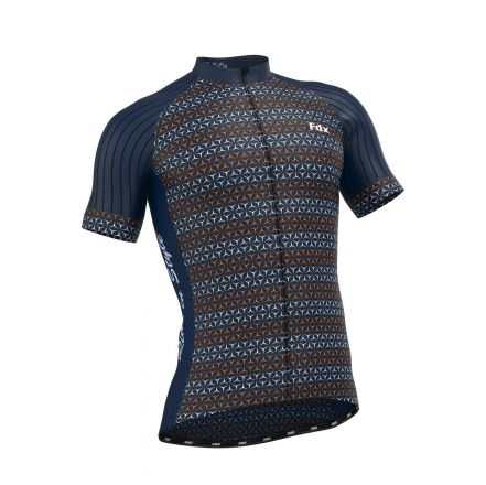 FDX RF Cycling Jersey | NAVY