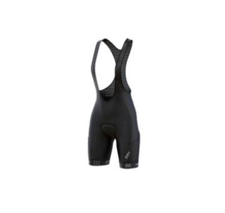 FDX 3D Gel Padded Bib Shorts | BLACK/PINK