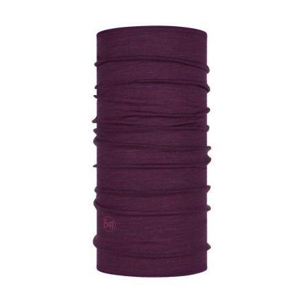 Buff® Lightweight Merino Wool Purplish Multi Stripes