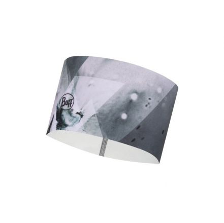 Buff Tech Fleece Headband Hatay Grey