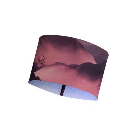 Buff Tech Fleece Headband Serra Mauve