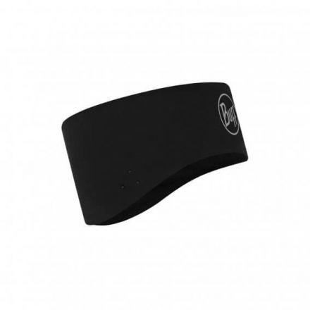 Buff® Windproof Headband Grey Logo