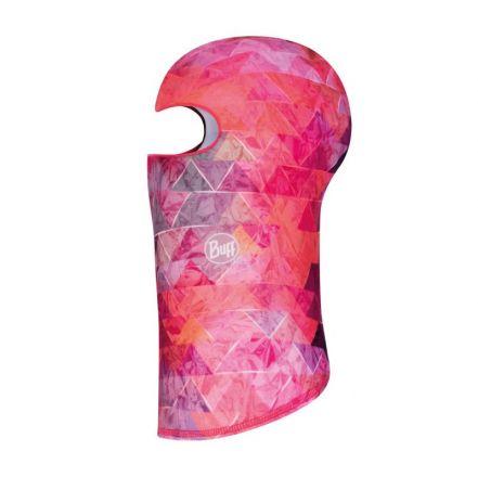 Polar Buff® Balaclava Prysma Pink Junior