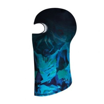 Polar Buff® Balaclava Mountainblue Junior