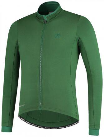 Rogelli Jersey LS Essential   Army Green