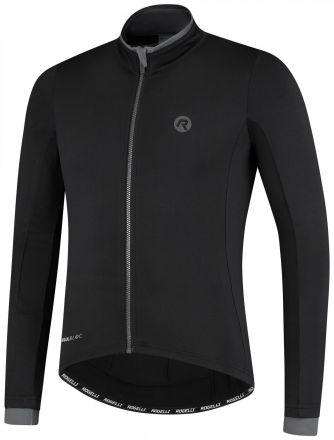 Rogelli Jersey LS Essential | BLACK