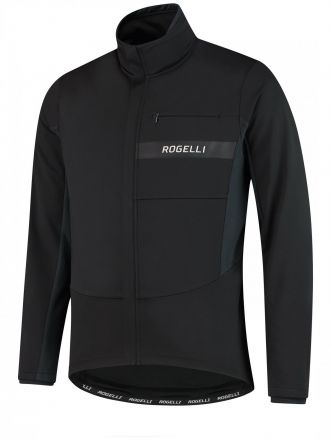 Rogelli Barrier Witerjacket  | BLACK