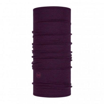 Buff® Midweight Merino Wool Purplish Melange