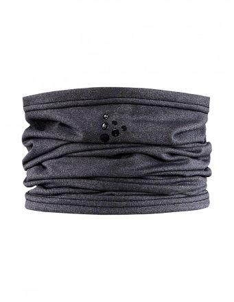 Craft Core Neck Tube | BLACK MELANGE
