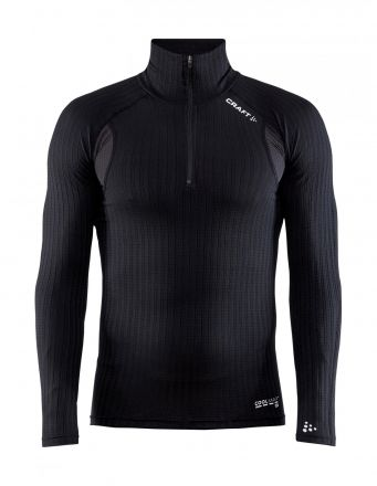 Craft Active Extreme X ZIP LS M | BLACK