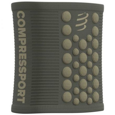 Compressport Sweat Bands | DUSTY OLIVE