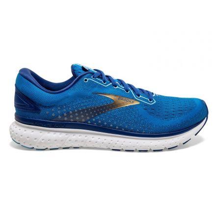 Brooks Glycerin 18 Blue 110329 1d 459 Runshop Pl