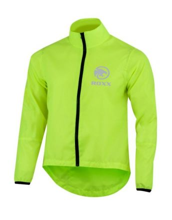Roxx Rain Cycling Jacket | Florescent
