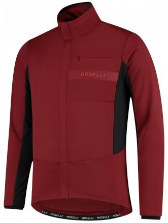 Rogelli Barrier Witerjacket  | BORDEAUX