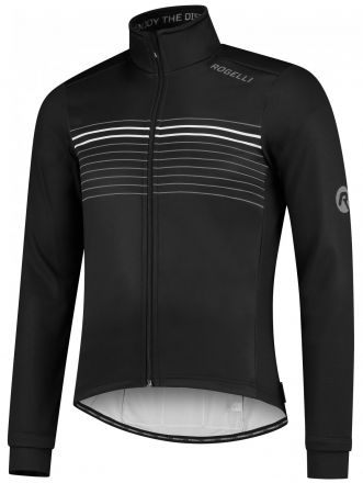 Rogelli Kalon Cycling Winterjacket | BLACK