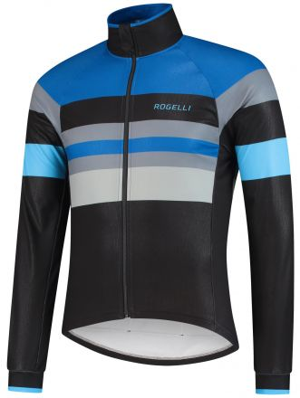 Rogelli Peak Winterjacket | BLACK/GREY/BLUE