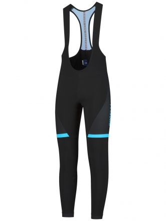 Rogelli Fuse Bibtight | BLACK/BLUE