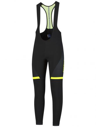 Rogelli Fuse Bibtight | BLACK/FLUOR