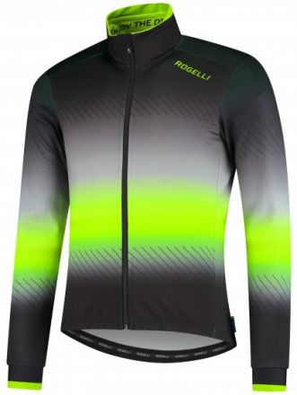 Rogelli Soul Winterjacket | APPLE GREEN