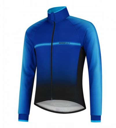 Rogelli Dex Winterjacket | BLACK/BLUE