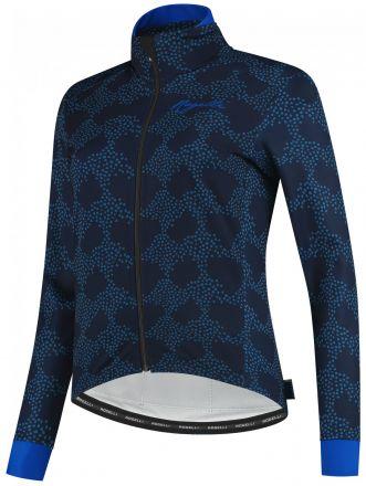 Rogelli Blossom Winterjacket | BLUE