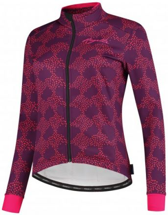 Rogelli Blossom Winterjacket | PURPLE/PINK