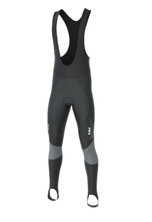FDX Thermal Winter Bib Tight | BLACK/GREY