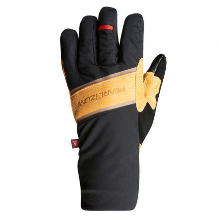 Pearl Izumi W Amfib Gel Glove | BLACK/DARK TAN
