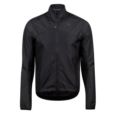 Pearl Izumi BIOVIZ Barrier Jacket | Black/Reflective Triad