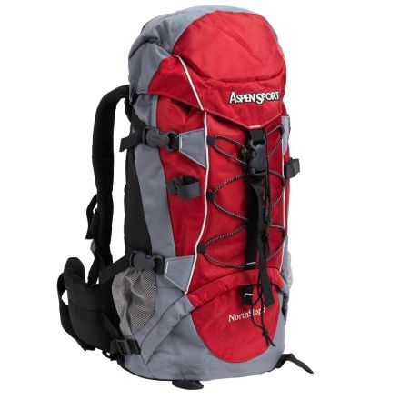 AspenSport  North Siope Trekking 55 | CZERWONO