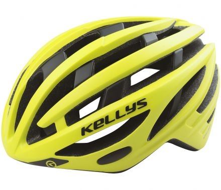 Kellys Spurt | Shiny Neon Yellow