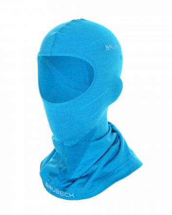 Brubeck Wool Balaclava | LIGHT BLUE