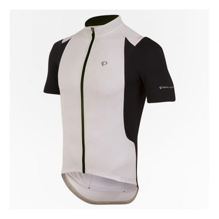 Pearl Izumi Select Pursuit Jersey | WHITE/BLACK