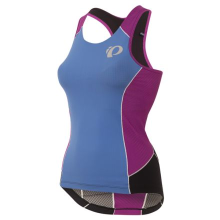 Pearl Izumi Elite Pursuit Tri Tank | BLUE/PURPLE
