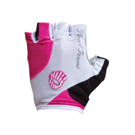 Pearl Izumi W  Elite Gel Glove | Hot Pink/White
