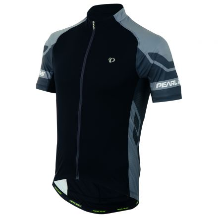 Pearl Izumi Elite Jersey | Black/Shadow Grey