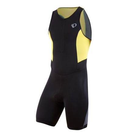 Pearl Izumi Select Tri Suit | BLACK/BLAZE YELLOW