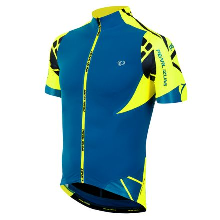 Pearl Izumi PRO Leader Jersey | Blue/ScreamingYellow