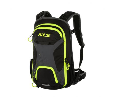 Kellys Lane 10 | Black / Lime