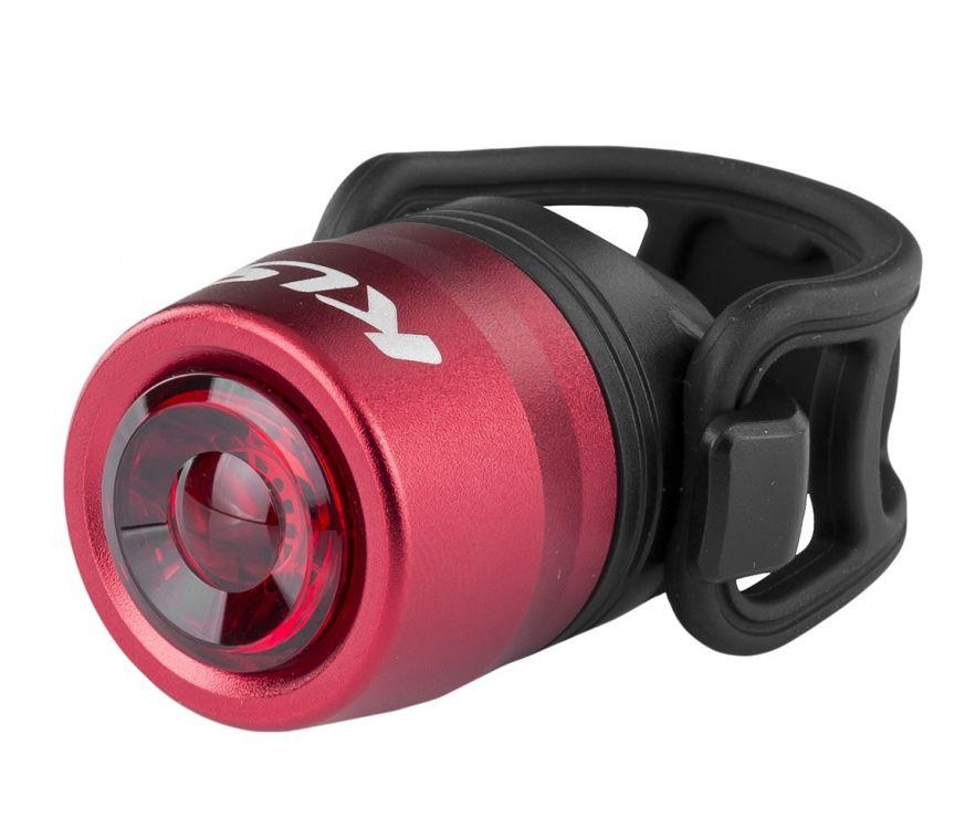 Kellys IO USB REAR | RED - Tylna lampka rowerowa