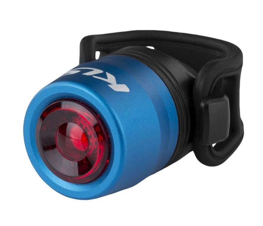Kellys IO USB REAR | BLUE - Tylna lampka rowerowa
