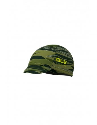 Alé ROCK CAP | GREEN/YELLOW
