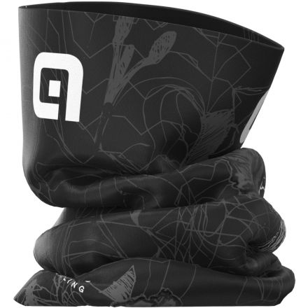 Ale Skull Tubular Headgear | NERO/BLACK