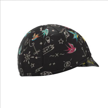 ALE VERSILIA CAP | NERO/BLACK