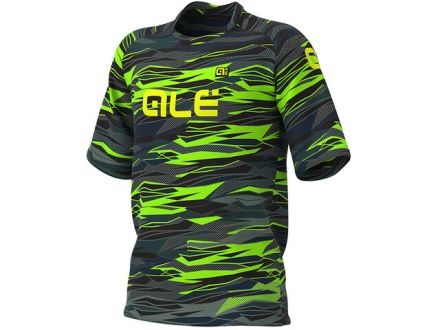 Alé Cycling  Rock Off-Road | BLACK/GREEN