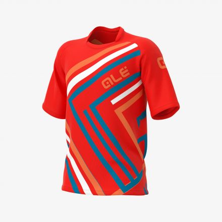 Alé Cycling  Jersey Arrow | ROSSO/RED