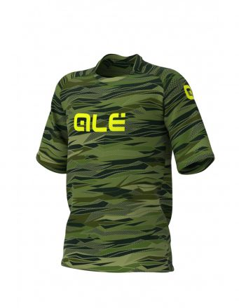 Alé Cycling  Rock Off-Road | GREEN/YELLOW